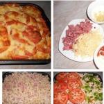 макароны в духовке фото