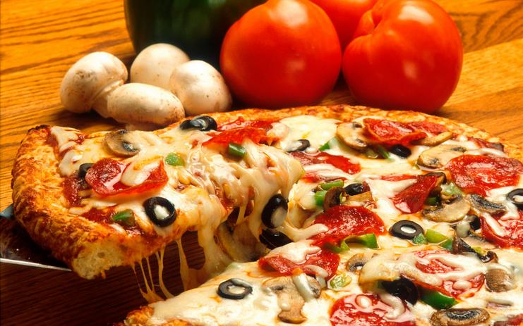 пицца рецепт с фото