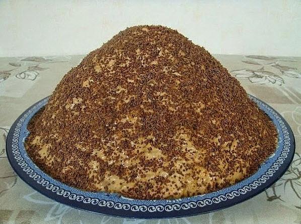 Торт муравейник рецепт фото