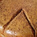 Кофейный пирог фото