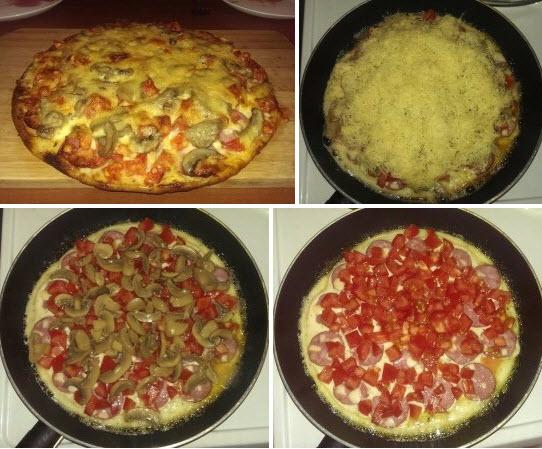 Супер-быстрая пицца