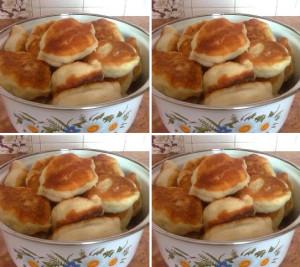 """Пирожки """"Вкуснотища без хлопот"""""""