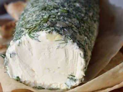 Сливочно-сырная домашняя закуска