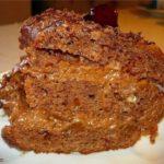 Торт «Цыганка»