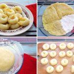 Клюски по-шлёнски или ленивые (вареники — галушки) — обалденно вкусно!