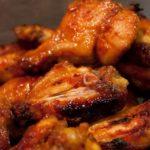 Куриные крылышки в соевом соусе