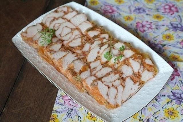 Мраморное мясо - изумительно вкусно и смотрится, изумительно.