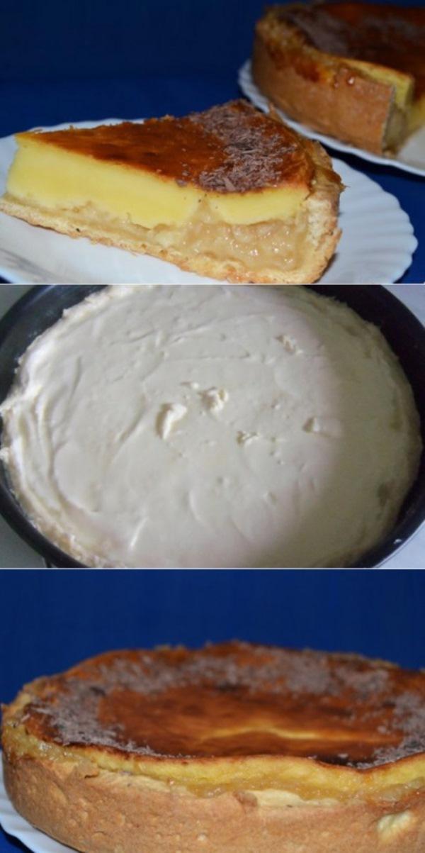 Пирог с творогом и лимоном. Мама так делала, теперь и я. Выпечка ВСЕГДА получается воздушной мягкой нежной. Рецепт стоит Вашего внимания.