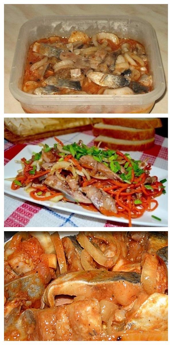 Как приготовить идеальную сельдь по-корейски. Секреты шеф-повара!
