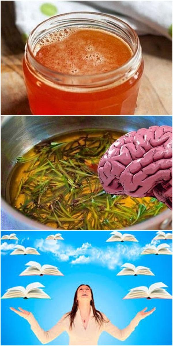 Улучшите свою память до 80%, восстановите кости и свое зрение вот в чем секрет!