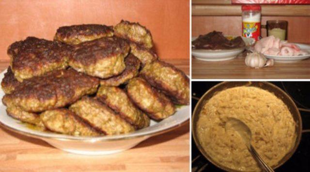 Печеночные котлетки «Варшавские» — готовить легко и просто! Рецепт для занятых хозяек.