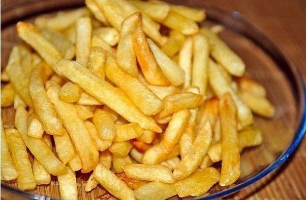 Вкусный картофель фри в духовке: лучшая закуска к шашлыкам