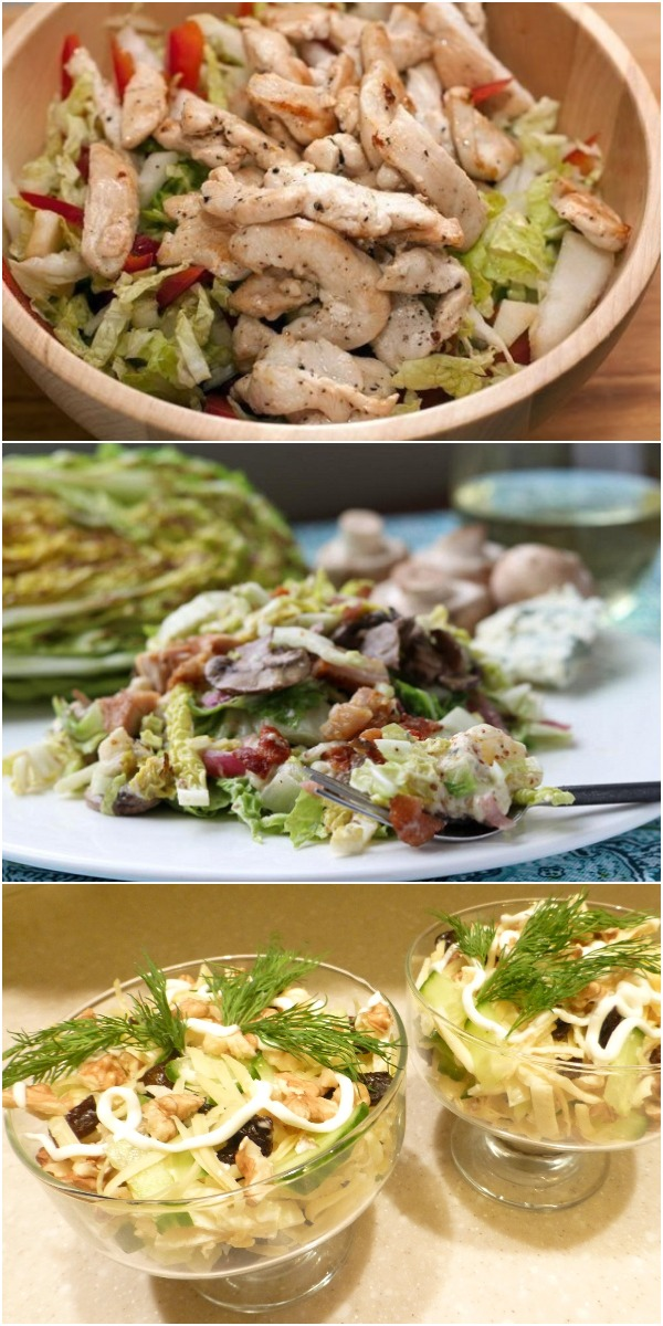 Легкий, вкусный и сбалансированный салат с куриной грудкой! Это будет ваш любимый рецепт.