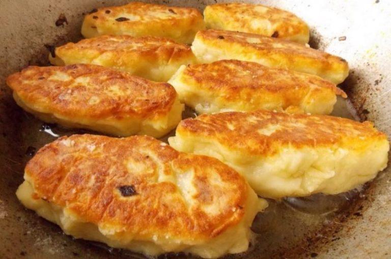 Моя бабушка из Минска научила их готовить: вкуснейшие зразы с грибами