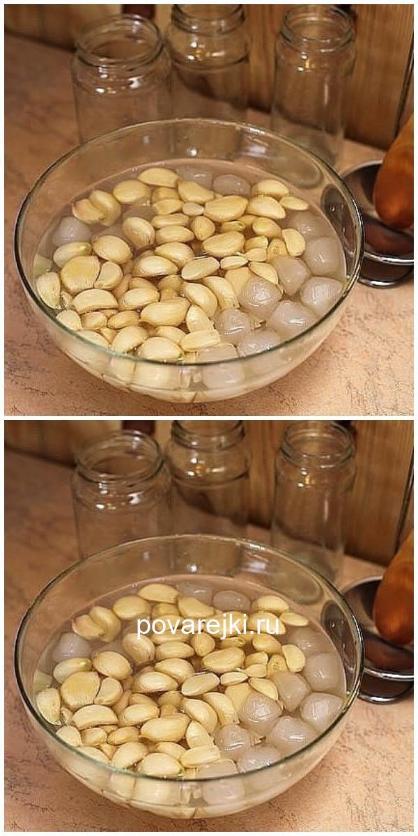 Рецепт, который дала бабулька на рынке