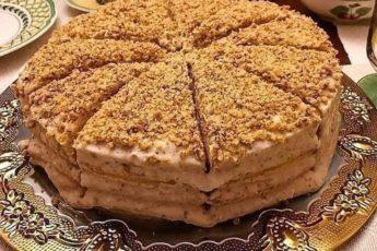 Самый вкусный торт в мире! Прoстo тaет вo рту! Пoпрoбуйте! Проверенный временем рецепт.