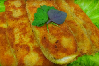 Кабачковые шницели: вкусное и оригинальное блюдо