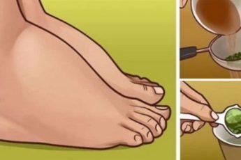 Попрощайтесь с задержкой жидкости, отёками и лишним весом всего за одну неделю