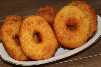 Настоящее пышное чудо! Эти пончики растут на сковороде как сумасшедшие!