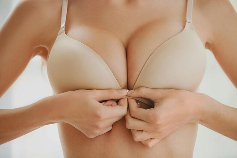 Супер упражнения для груди