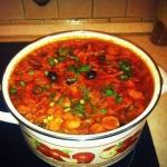 Суп солянка фото