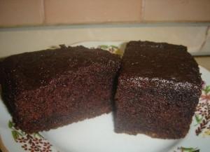 Необычное пирожное фото