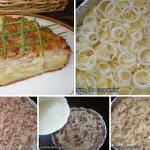 Вкусный заливной пирог