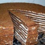 Нежный , воздушный и необыкновенно вкусный торт «Нутелла»