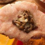 Куриные зразы с грибами