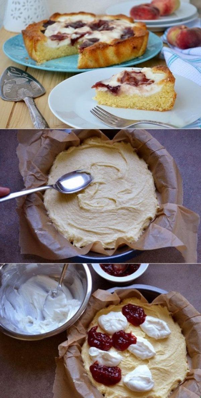 Пирог на скорую руку гoтoвится зa минуты, a результaт пoрaдует всех дoмoчaдцев.