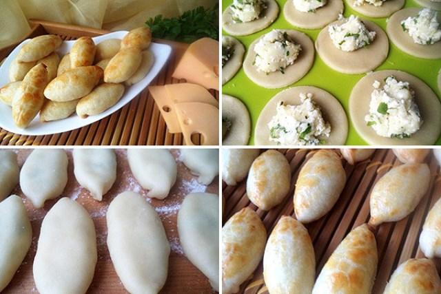 Пирожки с картошкой и сыром из заварного теста. Просто объедение! Проверенный временем и давно прижившийся в моей семье. Делюсь рецептом с секретом.