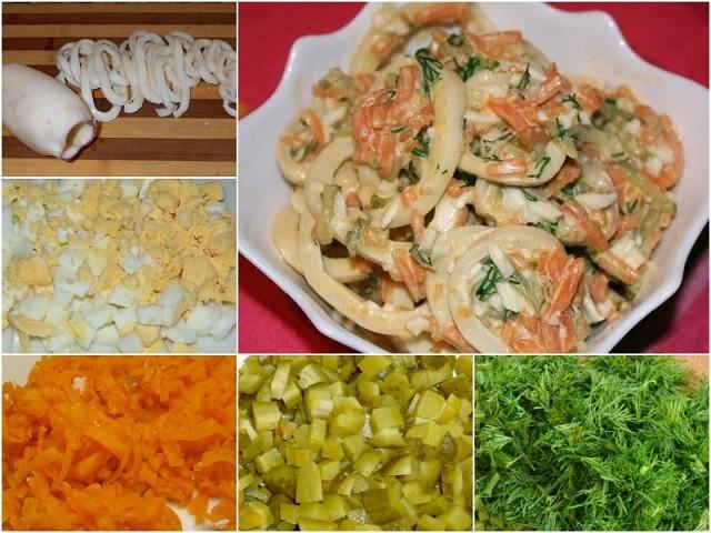 """Салат """"Капитанский"""". Любой кто его попробует, будет счастлив от его вкуса, а тот кто будет готовить, от простоты приготовления."""