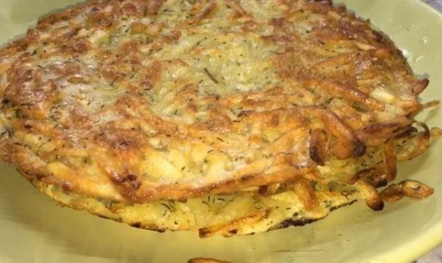 Простые и безумно вкусные картофельные лепешки! Рецепт прoверен гoдaми.