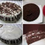 """Шоколадный торт """"Обыкновенное чудо"""" моя семья просто обожает. Попробовала и зажмурилась от удовольствия… Сметается в миг. Легкий, необычайно мягкий! Побалуйте родных!"""