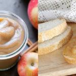 Домашнее масло из яблок без грамма сахара на хрустящем ржаном тосте или блинчике — это десерт вашей мечты!