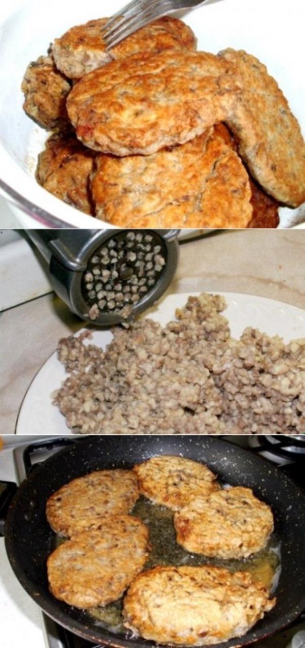 Вкуснейшие грибные котлеты - ВКУСНО-Это НЕ то Слово! Все кто пробовал, потом выпрашивали рецепт. Божественный вкус!