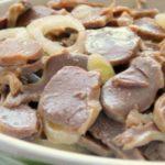 Пикантные и невероятно вкусные куриные желудочки маринованные в соевом соусе! Давно искала этот рецепт