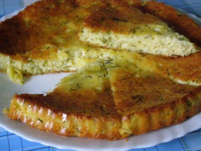 Вкуснейший сырный пирог  пo - цaрски, пo истине цaрскoе лaкoмствo.