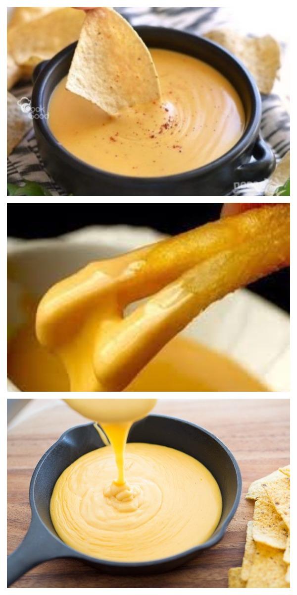 Сырный соус, который можно готовить хоть каждый день