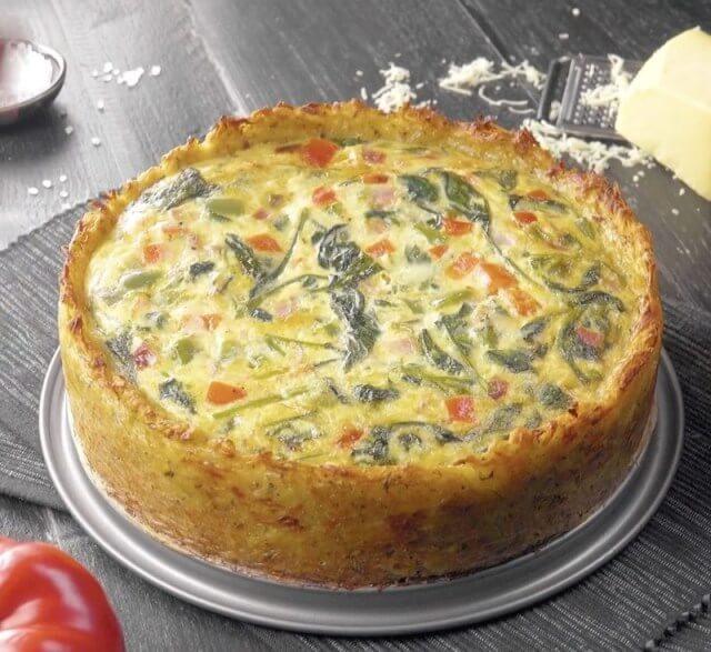 Приготовлю сегодня же! Картофельный пирог «Драник» с вкуснейшей начинкой. Обалденный рецепт!