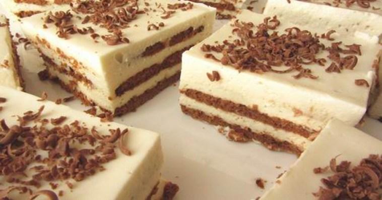 Шикарный и изумительно вкусный торт без выпечки за 20 минут