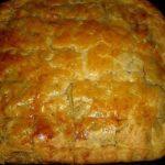 Как же давно я искала именно этот рецепт! Всего 15 минут: заливной мясной пирог. Этот сытный пирог просто обожают мужчины! Не останется ни кусочка!