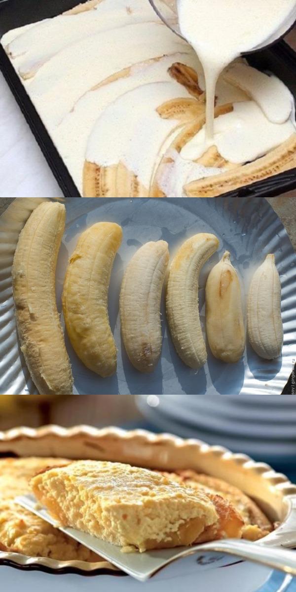 Бананы обожаю и в сыром виде, но так получается еще вкуснее! Еще одна причина прикупить парочку плодов.