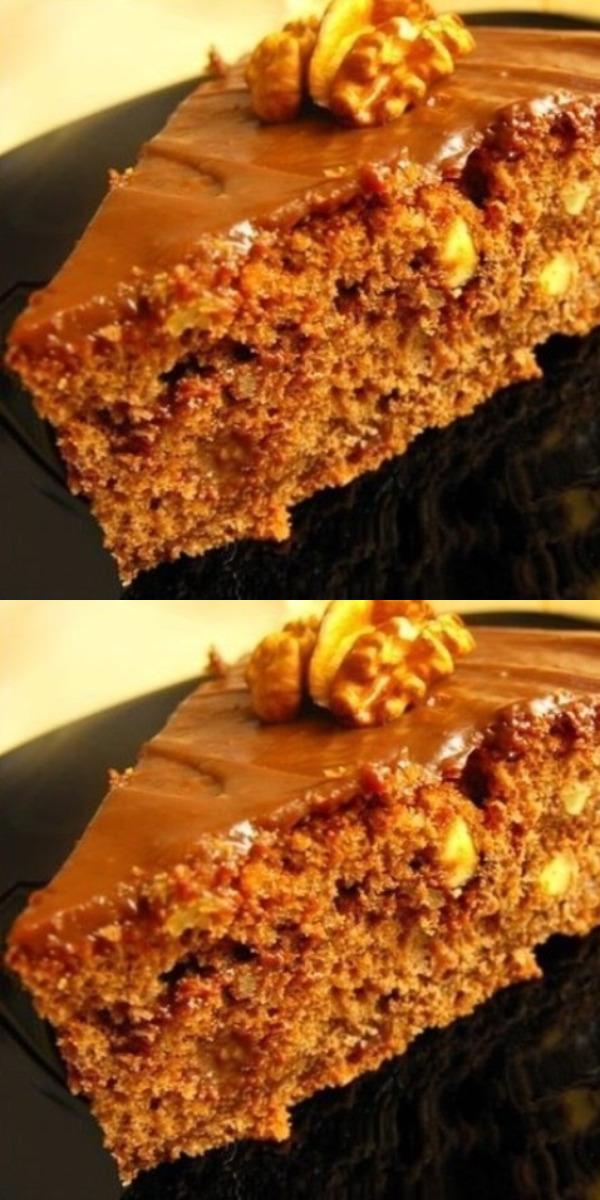 Нежнейший торт без выпечки из самых простых продуктов!