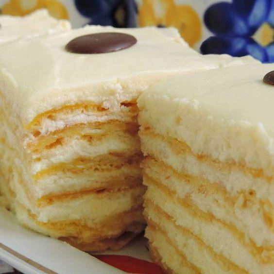 Райское блаженство — «Заварной торт»