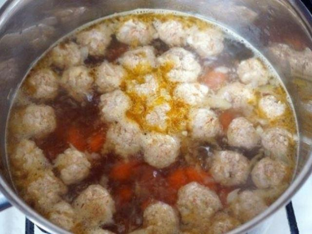 Как варить суп с фрикадельками, должна знать каждая хозяйка!