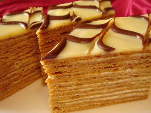 Легкий и неимоверно вкусный тортик! Ваши близкие и гости будут очень довольны.