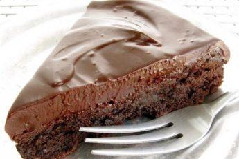 """Очень вкусный торт """"Черный принц"""""""" на кефире"""