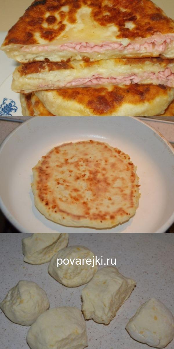 Быстрые сырные лепешки за 15 минут. Разметаются со стола за считанные минуты!