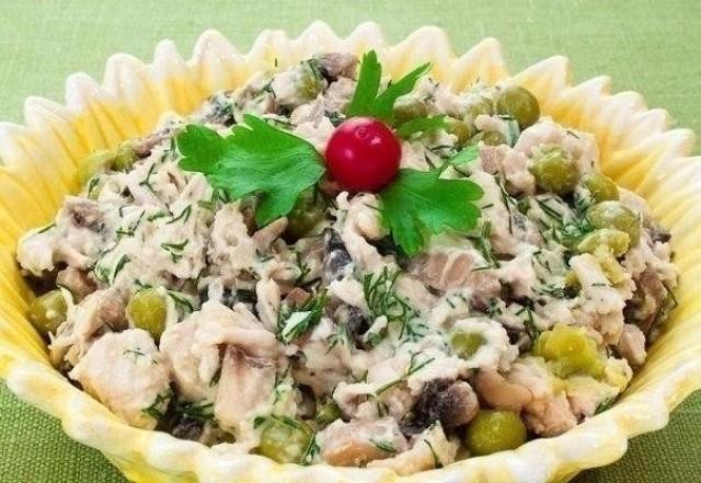 """Вспомните свой яркий красочный май! Приготовьте салатик """"Майский""""!"""